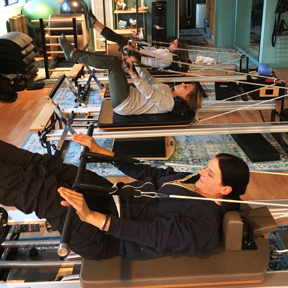 Group pilates lake tahoe