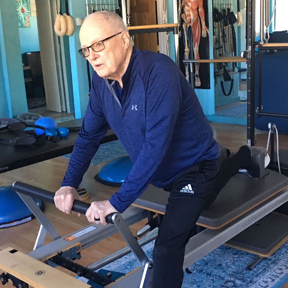 pilates lake tahoe reformer