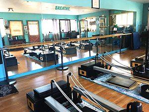 boutique reformer pilates studio in Lake Tahoe