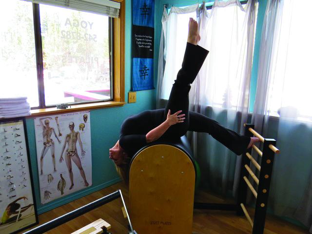 Pamela's Pilates pilates classes lake tahoe