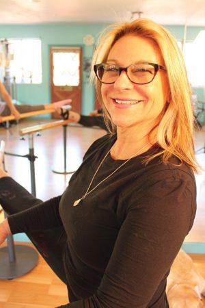 Pamela Amsden pilates lake tahoe