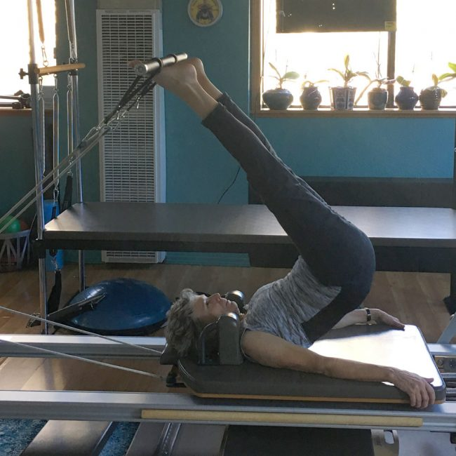 pilates class single