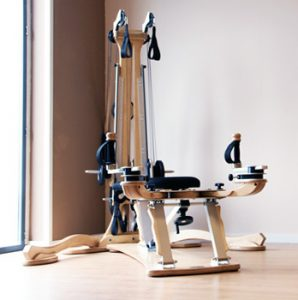 Gyrotonic at Pamela's Pilates in Lake Tahoe